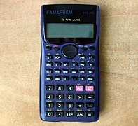 calculatrice casio scientifique graphique