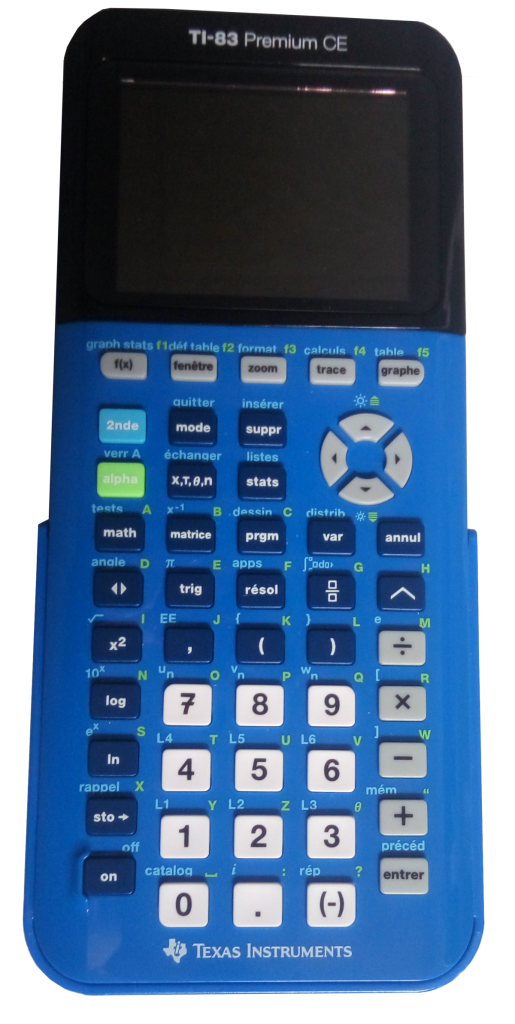 calculatrice graphique ti 84
