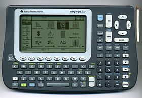 calculatrice graphique ti 92
