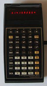 calculatrice texas instrument